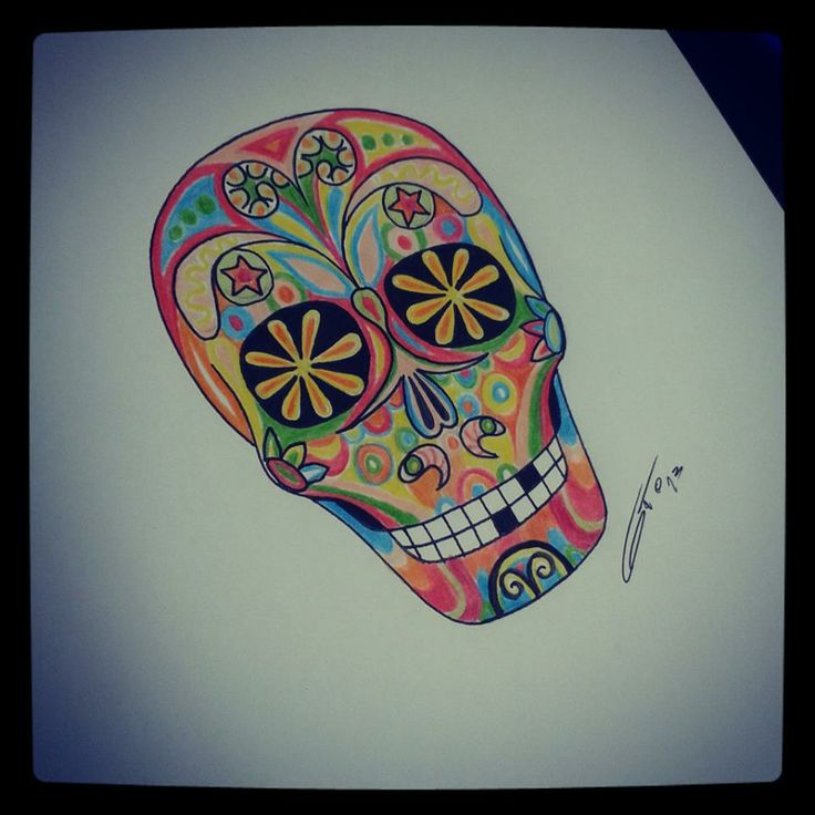 1000 Images About Calavera Mexicana On Pinterest