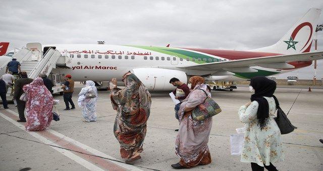 جائحة كورونا استئناف الرحلات الجوية الداخلية بإطلاق أول رحلة بين مطاري الدار البيضاء و الداخلة Passenger Jet Passenger Aircraft