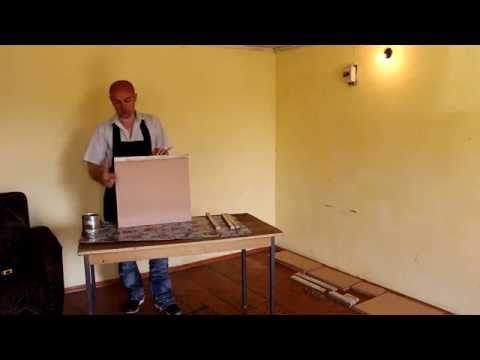 Тара под пчелопакеты - YouTube