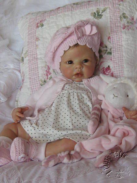 Reborn, Wunschbaby, Adoption, Lebensechte Puppenunikate