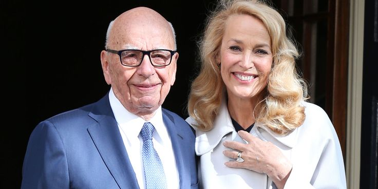 Jerry Hall and Rupert Murdoch's Wedding Celebration Continues