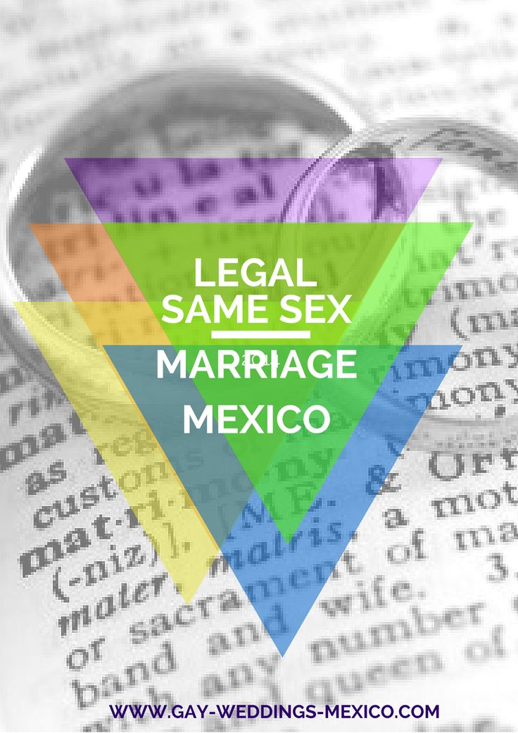 If you want to get married in México do not worry we will do all the paperwork and give you your original certificate marriage valid in your country. Si deseas casarte en México no te preocupes nosotros haremos todos los trámites y te entregaremos tu acta de matrimonio válida en tu país.https://www.facebook.com/pages/Gay-Weddings-Mexico/431015013740040