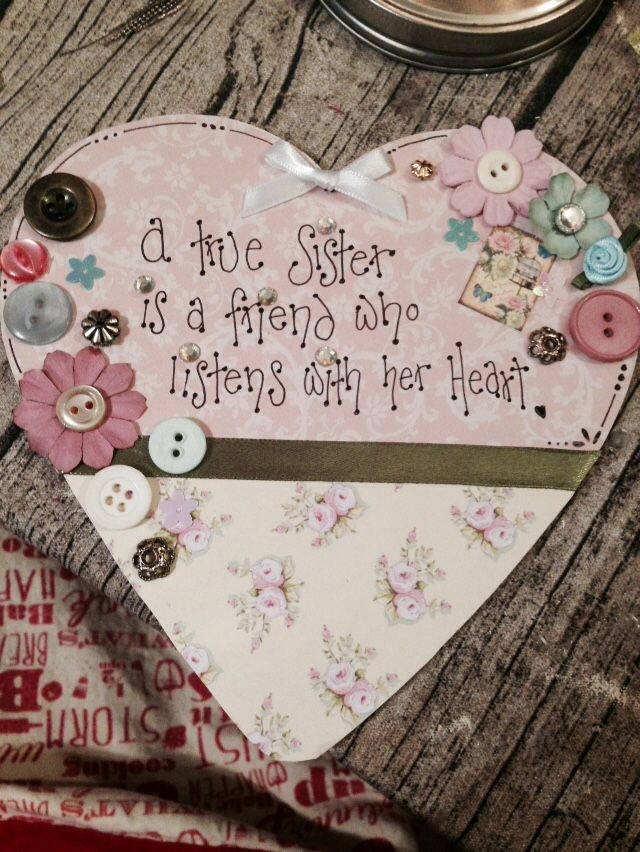 for your beautiful sister only £8