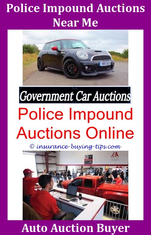 Police Impound Auction >> Car Auctions Cars