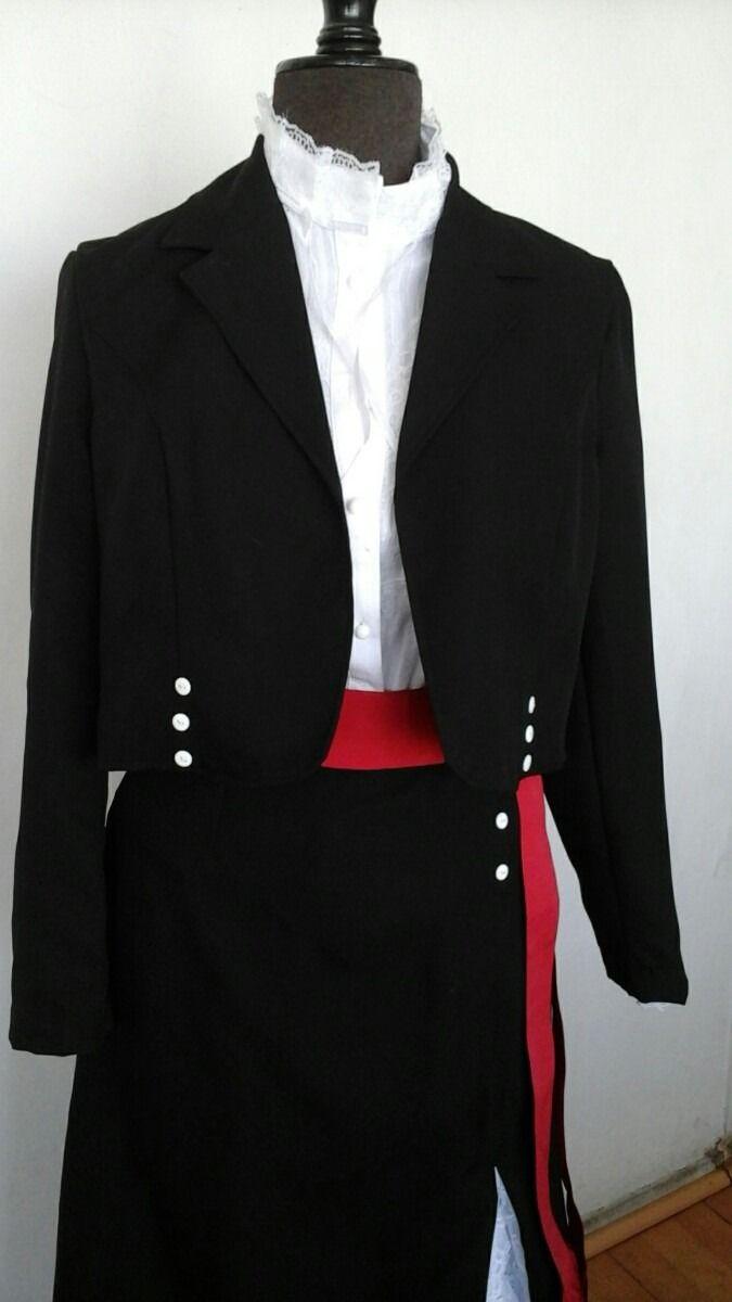 chile traje de huasos