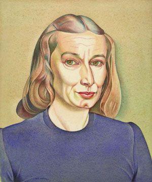 Autoportrait (1947), Rita Angus