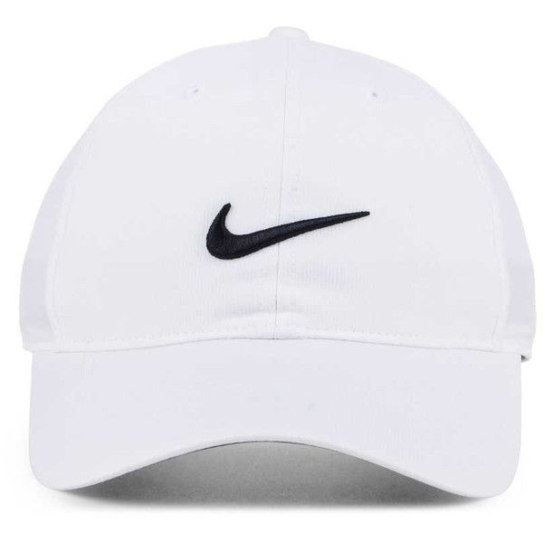 Nike Golf Legacy 91 Tech Cap (€20) ❤ liked on Polyvore featuring accessories, hats, nike, nike cap, cap hats and nike hat