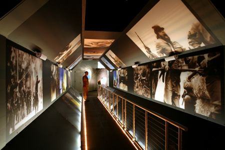 Museum Re-enacts History's Heroism                                                                                                                                                     More