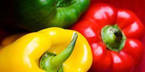 Crunchy Tuna Salad in Pepper Cups   Canadian Diabetes Association