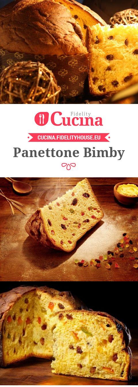Panettone Bimby