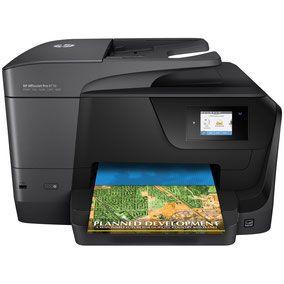 HP Officejet Pro 8710 disponible ici.  Pour un prix d'achat très abordable, l'imprimante multifonction HP Officejet Pro 8710 vous permet de produire des documents de qualité professionnelle, en noir et blanc ou en couleur. Gérez votre budget grâce à une impression couleur de qualité professionnelle avec un coût par page jusqu'à 50 % inférieur à celui des imprimantes laser.