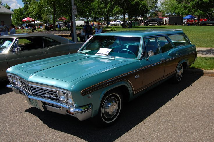 1966 Chevrolet Caprice Wagon for sale on BaT Auctions ...   1966 Chevrolet Caprice Wagon