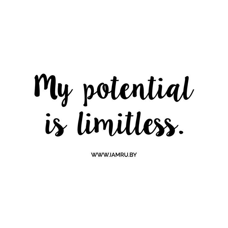Say it with me... #affirmation #limitless #goaldigger