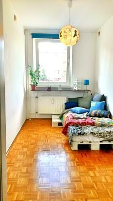 Gemütliches Und Sehr Bequemes Sofa Bett Aus Europaletten. #Europaletten  #DIY #Bett