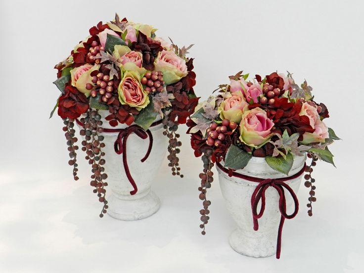 Christmas Flowers Arrangements