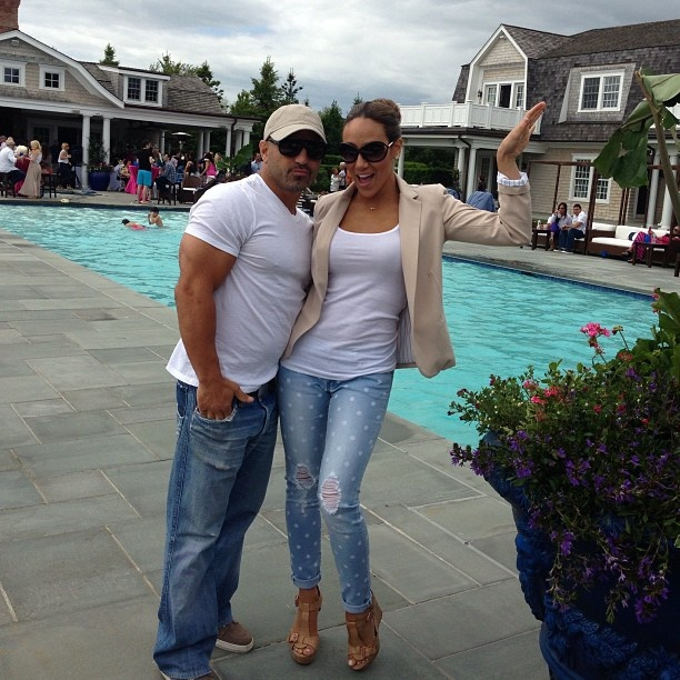 "Joe and Melissa Gorga - NJ's finest ""little"" couple"