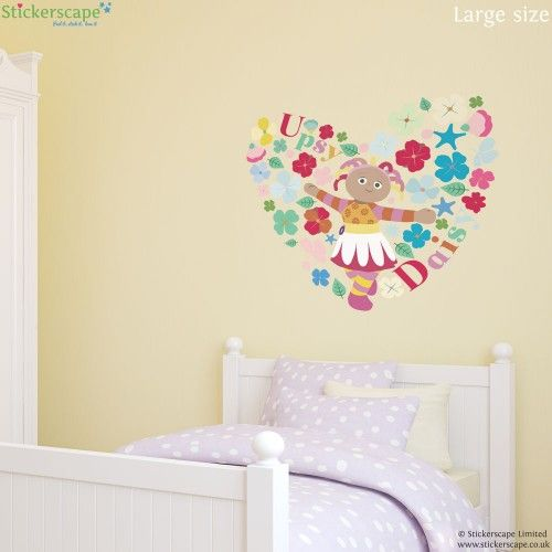 Our Official In The Night Garden Wall Sticker Range Includes Igglepiggle  And All Your Other Favourite Characters From The Hit CBeebies Show. Part 32