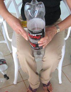 puff feito com garrafa pet4