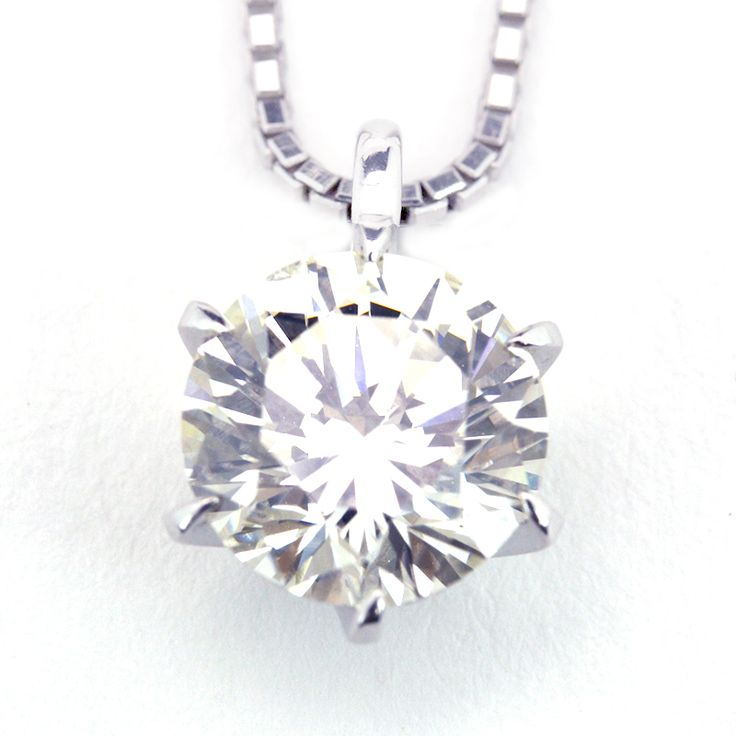 "Pt900 PLATINUM DIAMOND 3.087ct NECKLACE[Price]JPY2,980,000 Approximately US $--S26,748.48[Condition]""UNUSED item"""