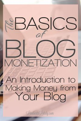 Wow - this blogger is doing a series on everything she's learned about making money from her blog in 7 years of blogging! Sharing ways you can monetize a blog with ads, sponsorships, and affiliate ads. Great way to work from home and only be online a few hours a day! She even lays out the process for beginners. Tons of ideas on how to make money from your website!