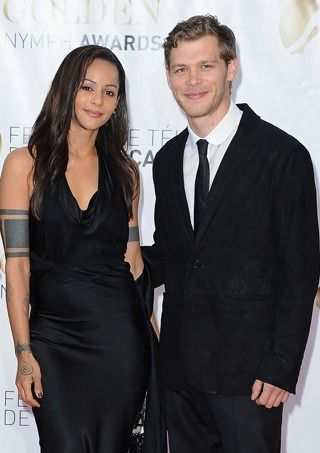 Persia White and Joseph Morgan from Vampire Diaries are now married. Watch him light up as he talks about her HERE.