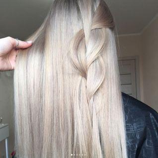 Длинные волосы это роскошь! Это очень красиво и женственно! В любое время года душа всегда стремится к переменам, ведь так важно выглядеть на все сто летом, зимой, весной и осенью!     Длинные волосы можно ✔завивать, ✔стричь, ✔собирать во всевозможные прически. Будьте всегда прекрасными❤❤❤!  👇👇👇