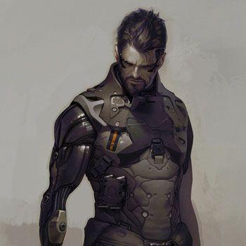 Deus Ex: Mankind Divided подборка красивых артов