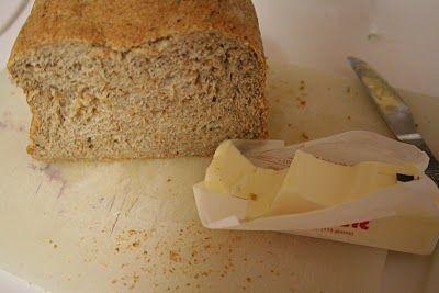 Red River Cereal Bread - bread machine recipe