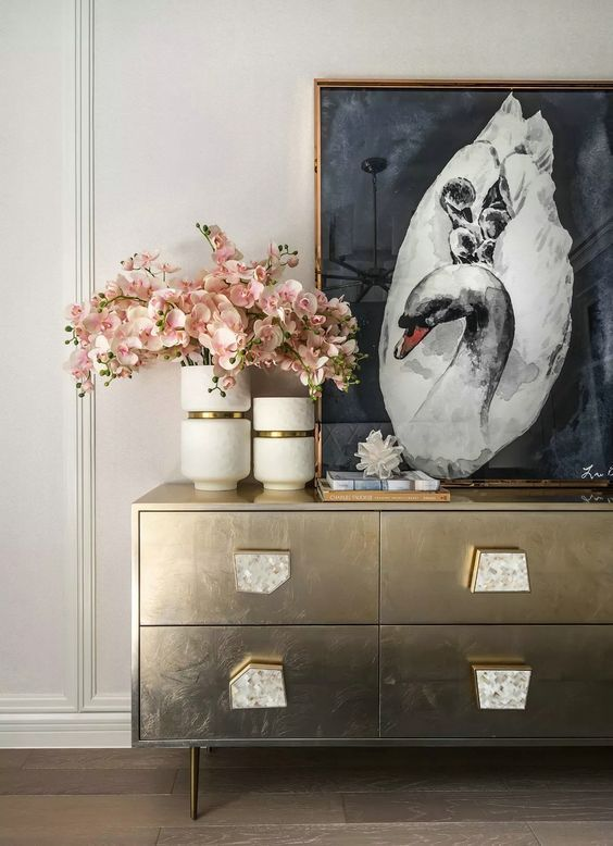 You can put them on your wall, living room or in any room that you wish. Console tables are the perfect addition to a stylish home decor. See more interior design ideas here www.covethouse.eu