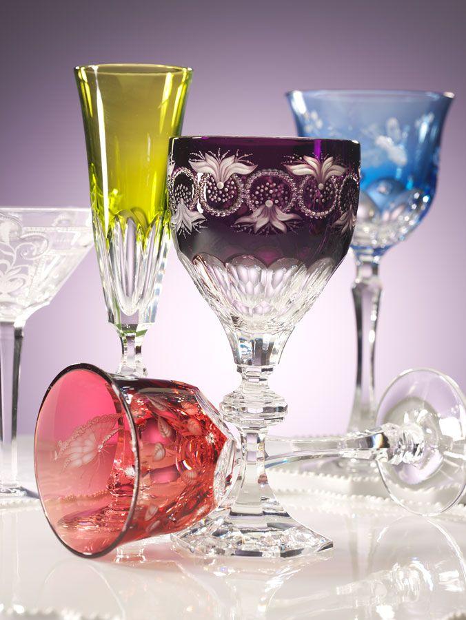 Varga Art Crystal at Tabulatua.com- #varga #crystal #varga #wine #glass #champagne #cheers #holidayentertaining #tabula tua