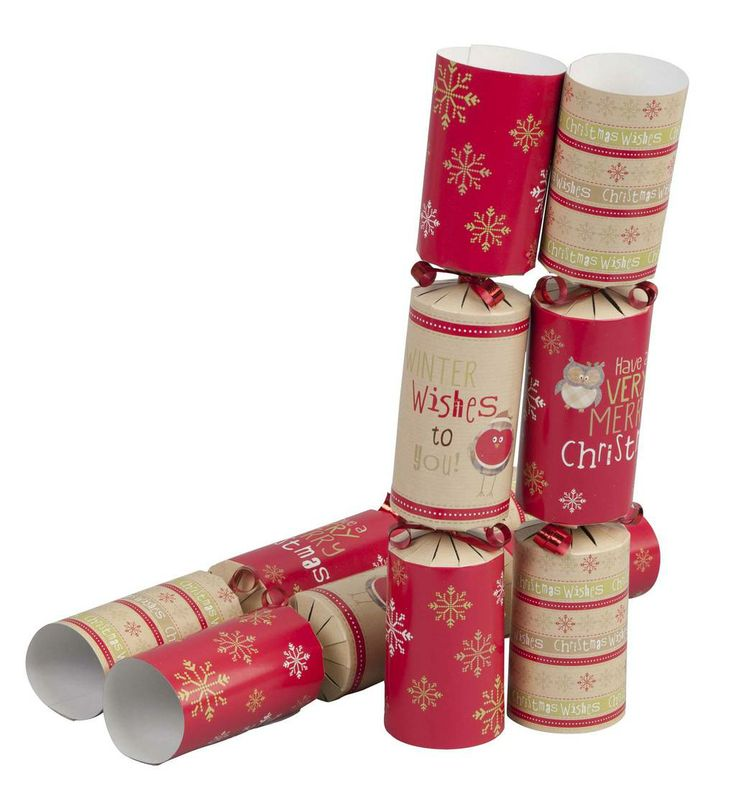 63 best totally christmas crackers images on pinterest 10 best christmas crackers solutioingenieria Choice Image