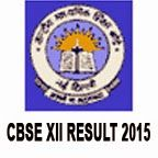 CBSE XII RESULT 2015 TODAY OFFICIALLY PUBLISHED VIEW FULL RESULT / CBSE RESULT 12TH CLASS NOW EASY PRINT