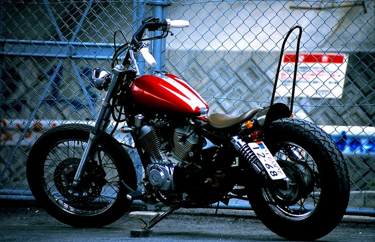 Garage Project Motorcycles — Never thought I'd feature a Yamaha Virago 250. ...