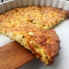 Κι ήρθε η ώρα της πίτας, ήρθε η ώρα της απόλαυσης, κι αν η πίτα μου αυτή την φορά δεν έχει φύλλο δεν στερείται καθόλου σε γεύση και είναι τόσο απολαυστική!!.Η απόλαυση όμως κράτησε λίγο, ίσως την επόμ