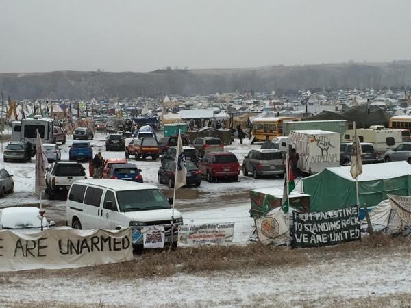 Army Corps Issues Eviction Notice to Standing Rock Sioux Tribe - ICTMN.com