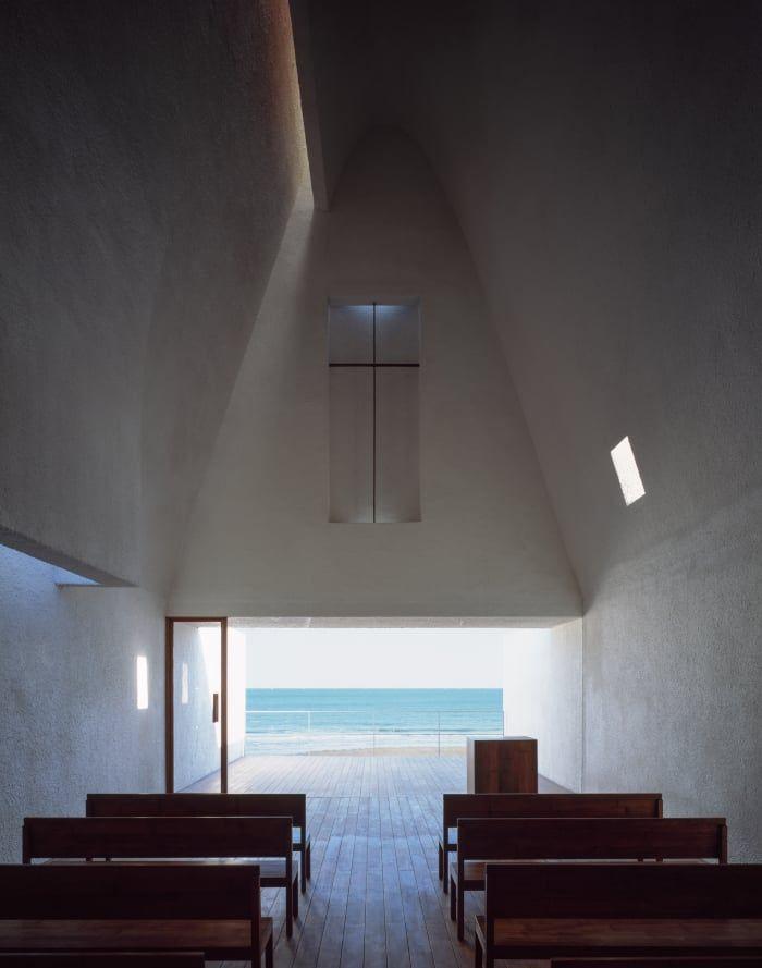 Vector Architects, Chen Hao · Seashore Chapel
