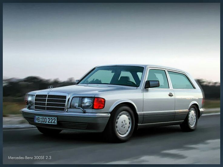 78 images about mercedes benz w126 on pinterest limo for Mercedes benz w126