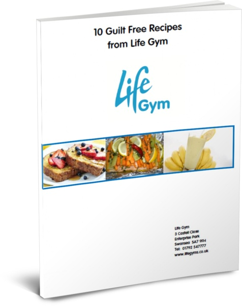 10 Guilt Free Recipes from Life Gym