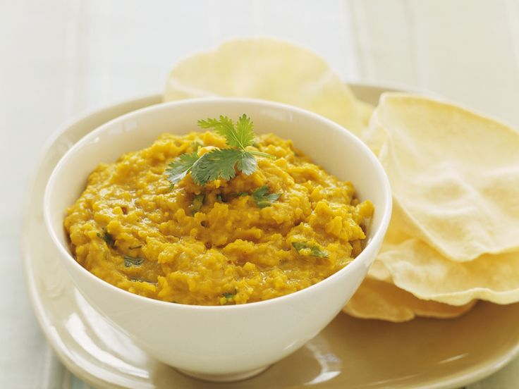 Indisches Linsengericht (Dal) - smarter - Zeit: 20 Min. | eatsmarter.de