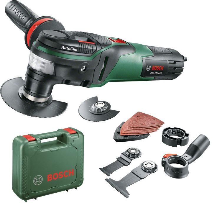 Mejor Precio Online De Bosch MultiHerramienta EUR 106,90  Bosch MultiherramientaPMF 350 CES
