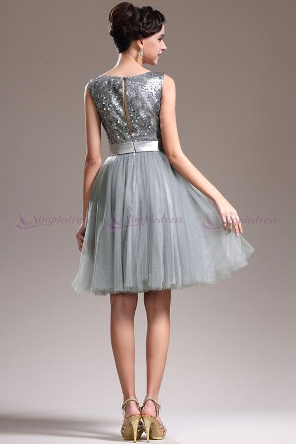 grey cocktail dress - Google Search | Wedding | Pinterest | Grey ...
