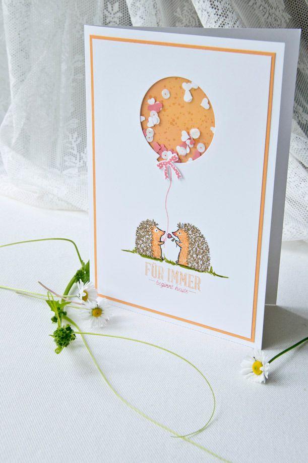 Hochzeitskarten und Wunsch erfüllt :)