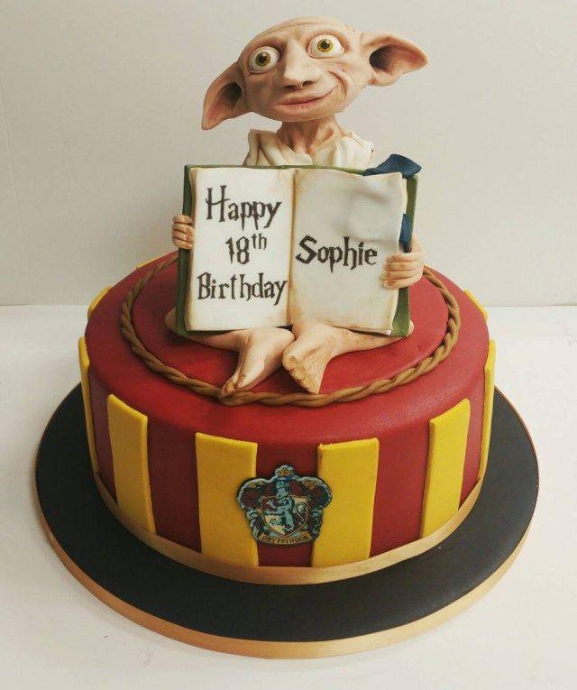 23+ Elegantes Bild von Harry Potter Geburtstagstorten. Harry Potter Geburtstagskuchen …   – Torten Design