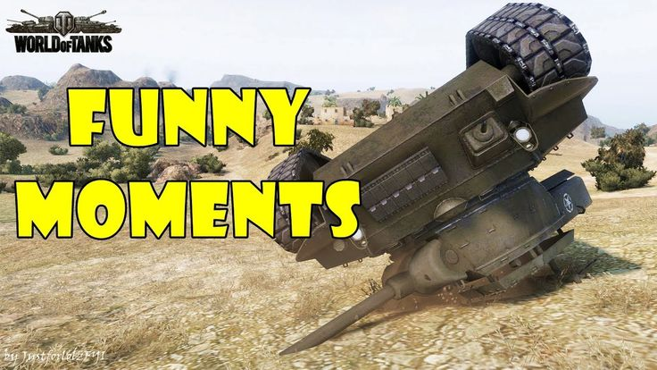 World of Tanks - Funny Moments | Week 3 July 2017
