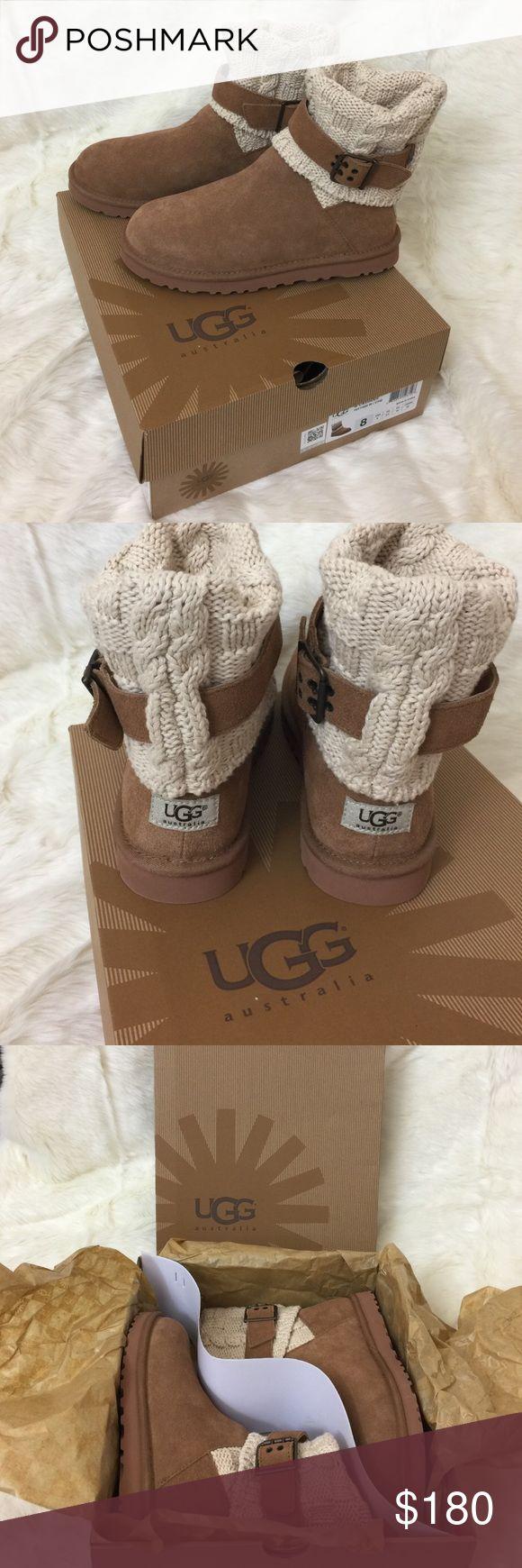 UGG bottes pour le bébé.
