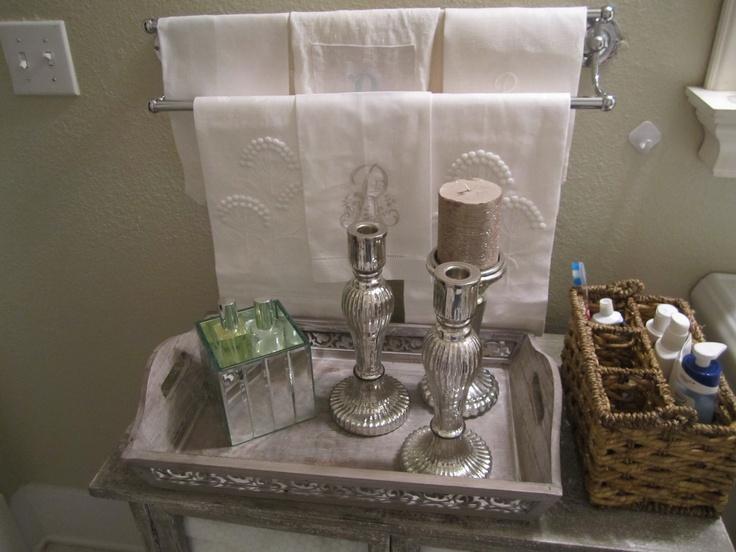 Außergewöhnlich Linens In The Bathroom