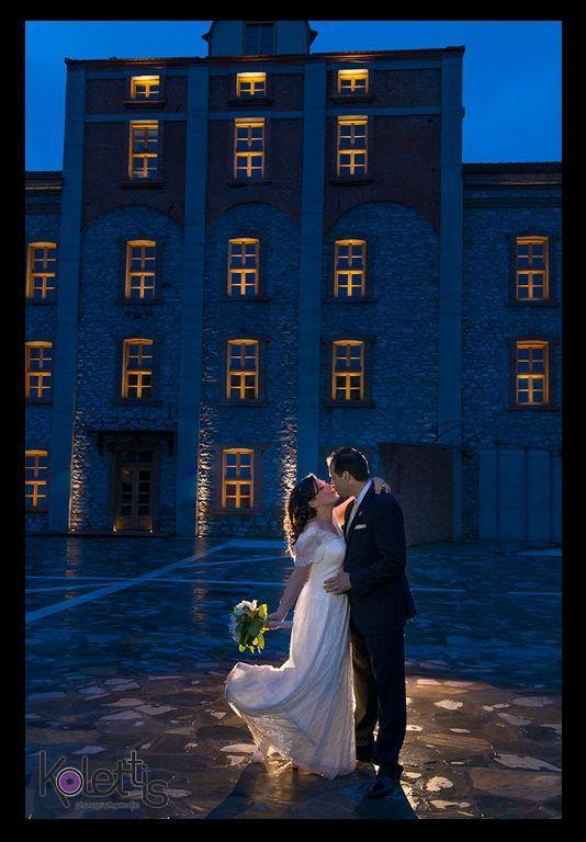 Real Bride by Marianna Kastrinos