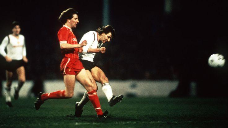 FA cup semi final replay 1985