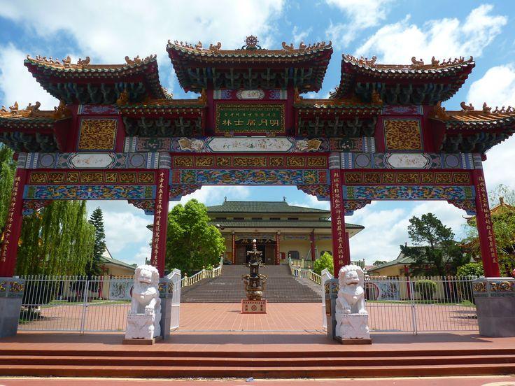 The #Mingyue Lay #Buddhist #Temple, #Bonnyrigg