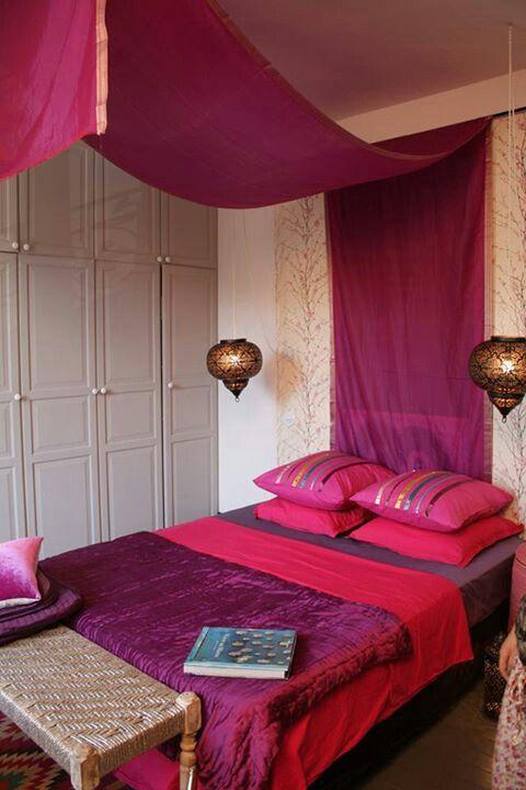 Chambre orientale sophie ferjani deco sophie ferjani for Decoration chambre orientale